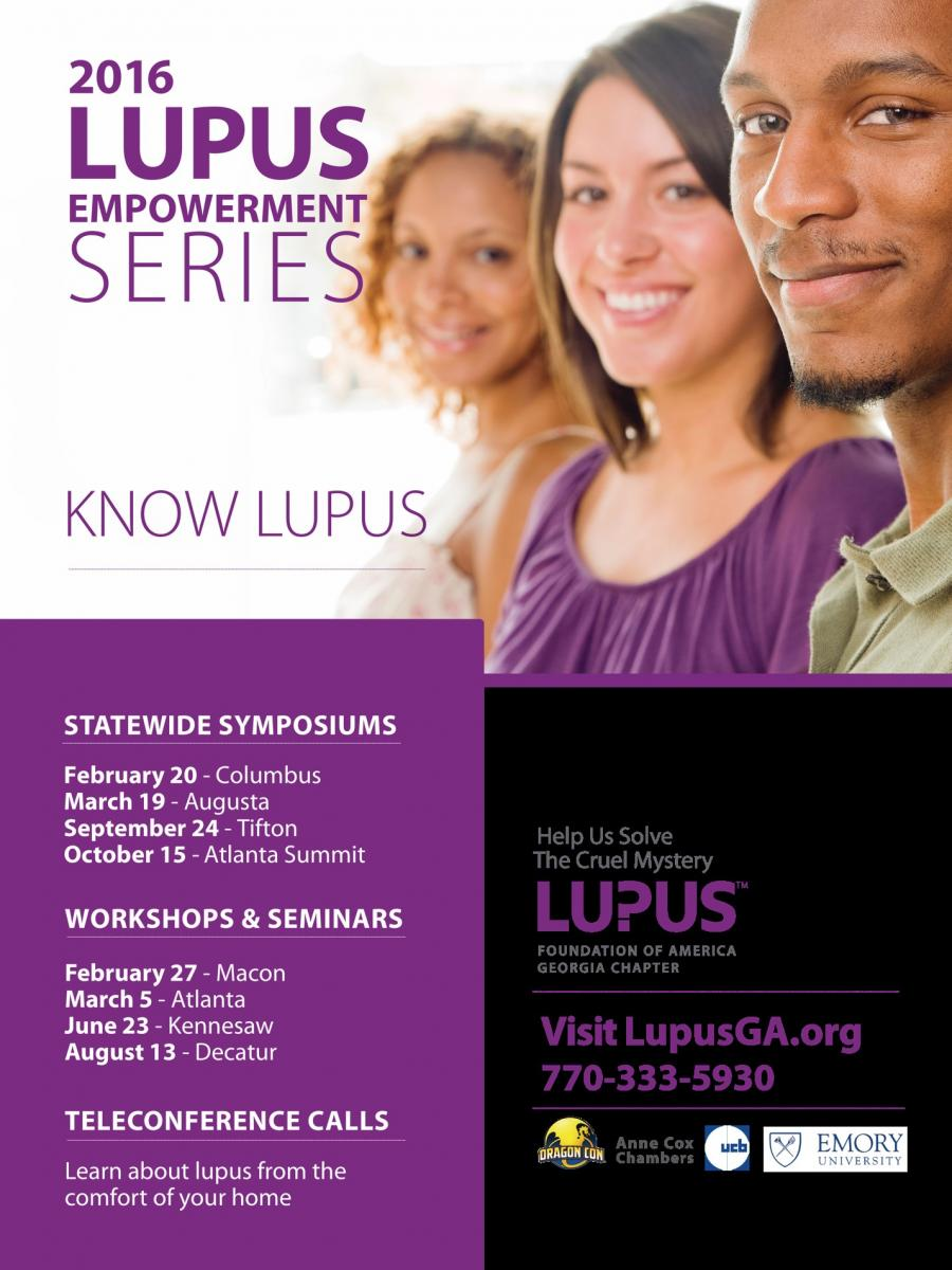 What Is Lupus Georgia Department Of Community Health