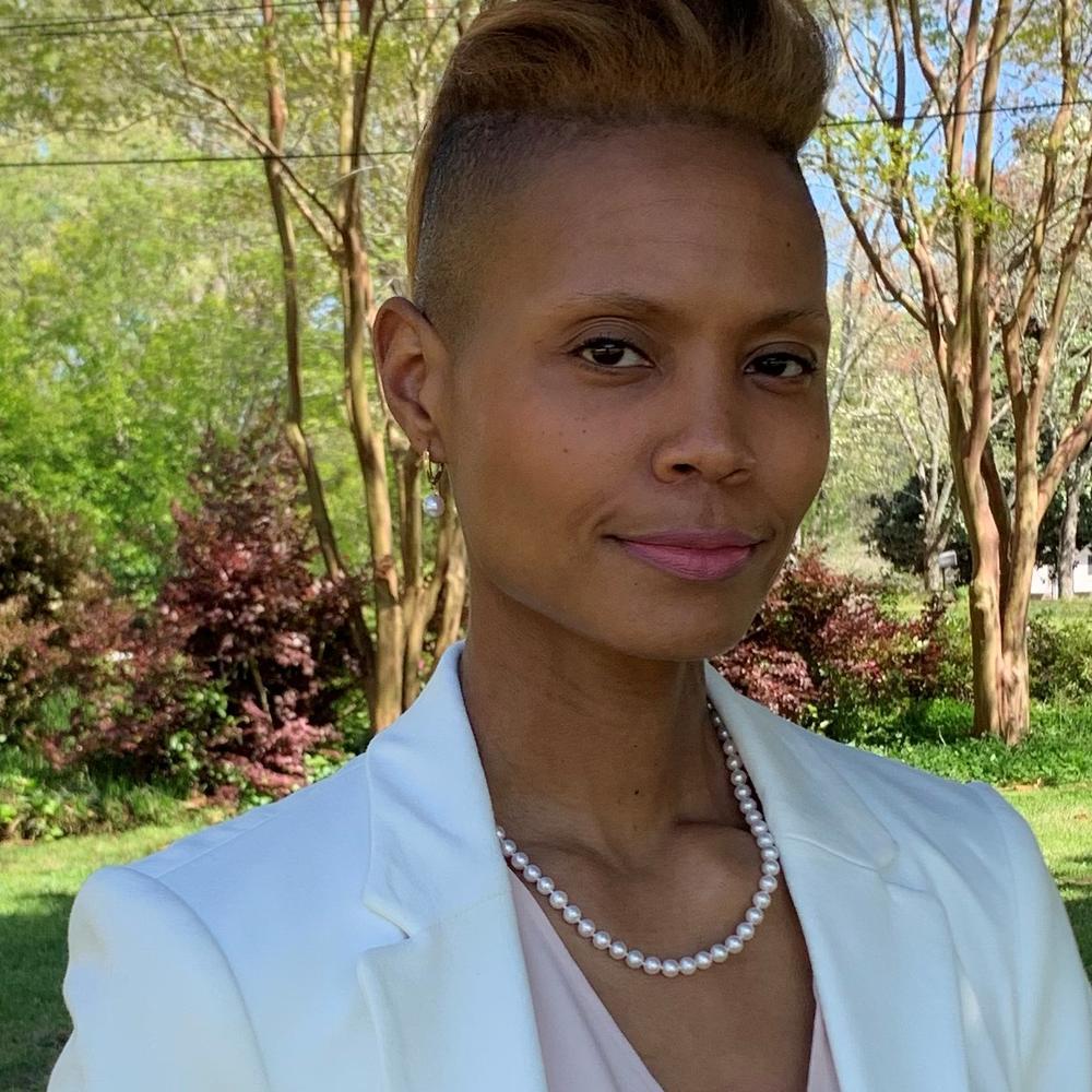 Daphanie Scandrick-Keit OAPI Executive Director