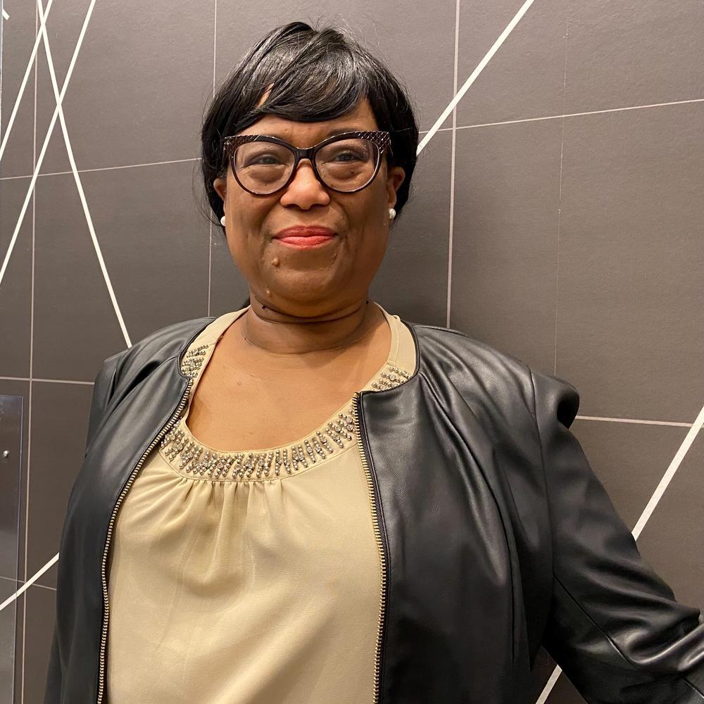 Leslie Vaughns - Lead Data Manager OAPI
