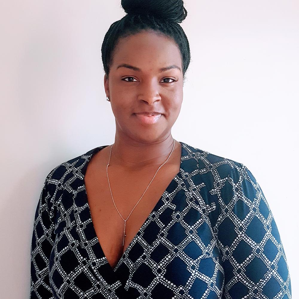 Namia Garrett-Scott - Decision Support Services (DSS) Supervisor OAPI